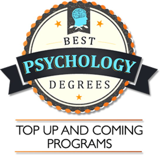 top up and coming undergraduate psychology programs in the east click here for high resolution badge