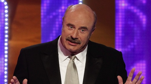1. Phil McGraw
