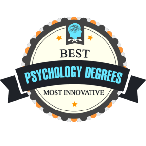 Badge - Best Psychology Degrees